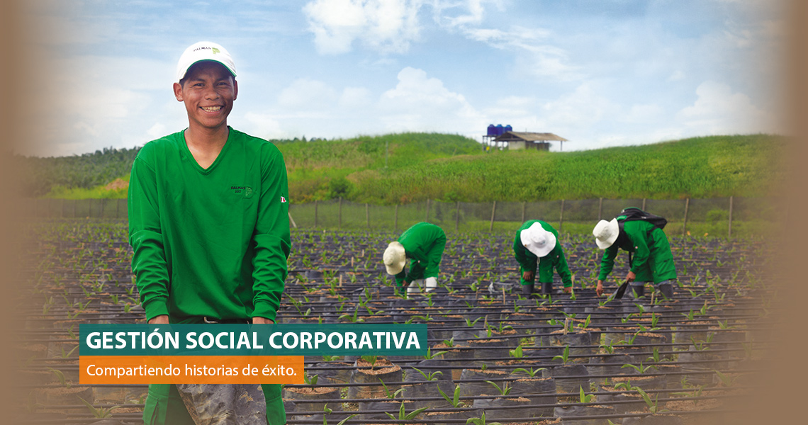 Gestión Social Corporativa